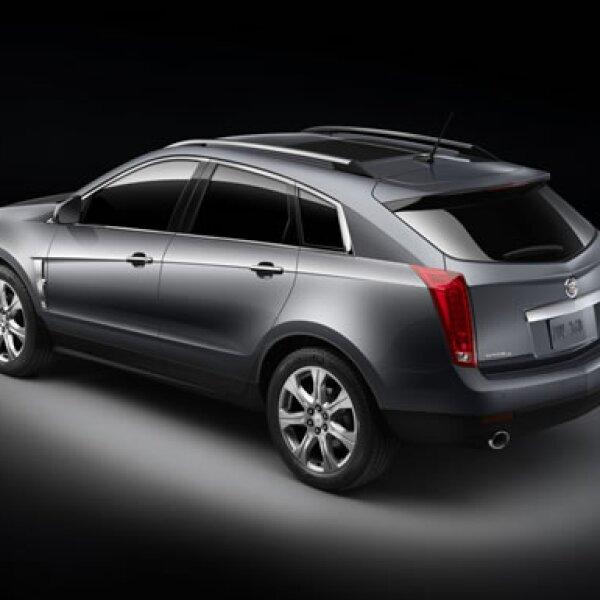 GM presentó este vehículo que forma parte de su nueva generación de crossovers de lujo de tamanio medio. Comenzará a producirse en la primavera.