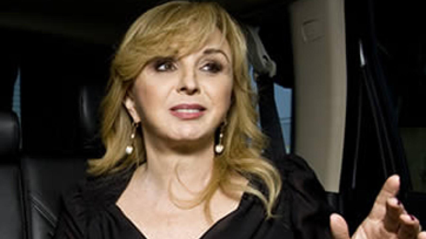 Blanca Treviño tiene el lugar 61 en el ranking 2013 de 'Los 100 empresarios más importantes de México'. (Foto: Duilio Rodríguez / Revista Expansión)