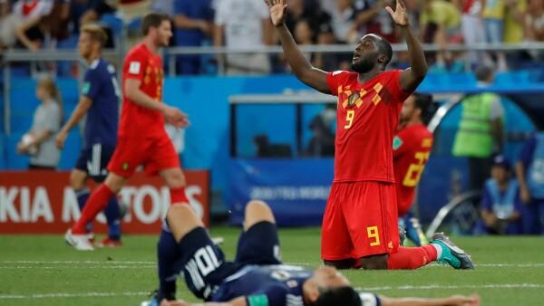 Bélgica ya está en Cuartos de Final
