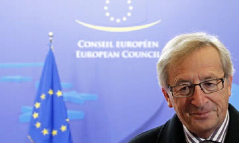 Jean-Claude Juncker dijo que Europa no necesita a China para superar su crisis de deuda. (Foto: Reuters)