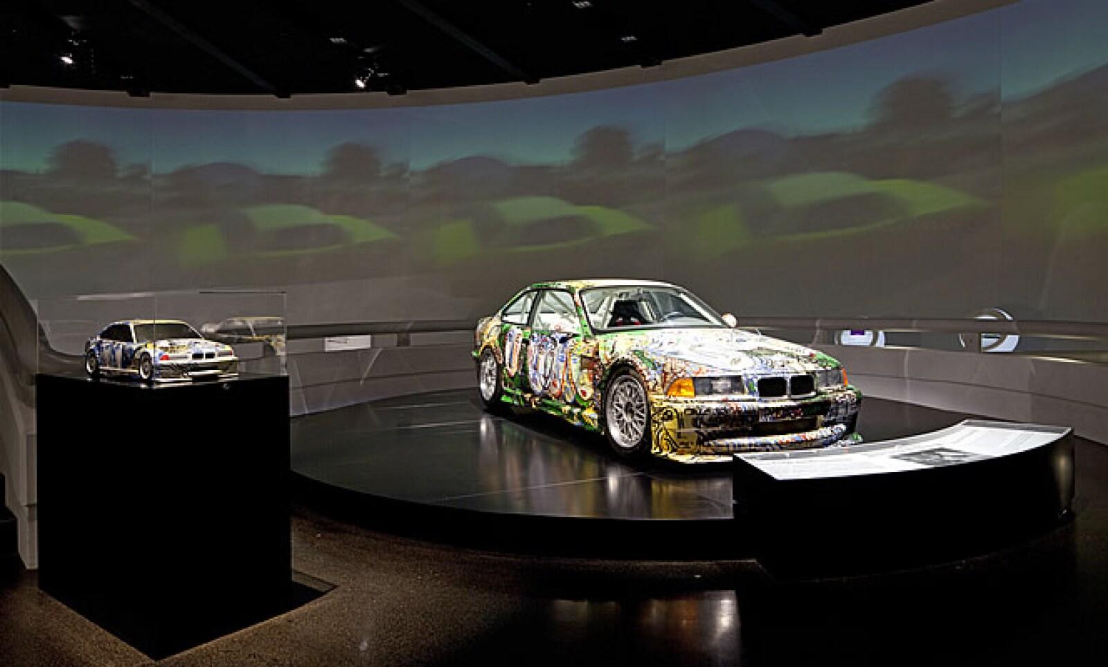Entre 2006 y 2010, la BMW Art Car recorrió museos de Malasia, Singapur, Corea, Australia, India, Taiwán, China, Rusia, África, Estados Unidos y México.