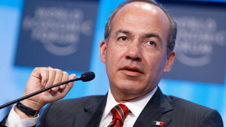 El presidente de México, Felipe Calderón, instó este jueves a los países desarrollados y subdesarrollados a planear soluciones ante el cambio climático global.