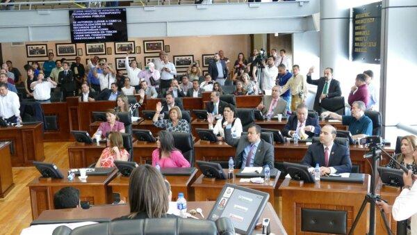 La iniciativa contó con el respaldo de la mayoría de los diputados en el Congreso local.