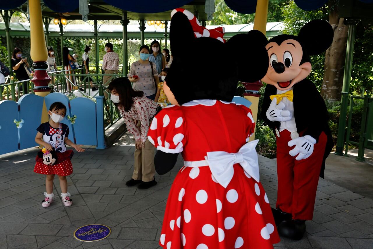 Disney despedirá a 28,000 trabajadores debido a la crisis del COVID-19