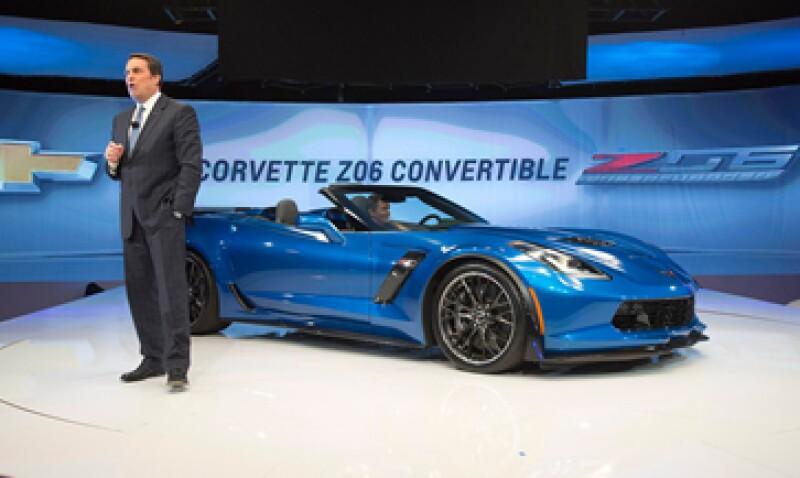 El Z06 podrá acelerar de cero a 60 millas por hora en menos de 3.5 segundos. (Foto: Reuters)