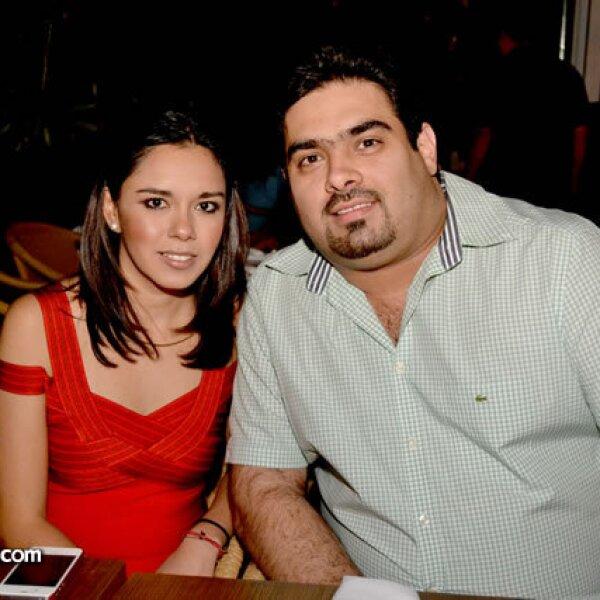 Pilar Osorno y Hugo Lozano