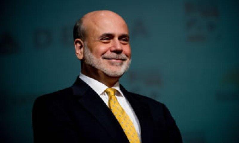 El titular de la Reserva Federal, Ben Bernanke, podría relegar la decisión a su sucesora, Janet Yellen. (Foto: Getty Images)