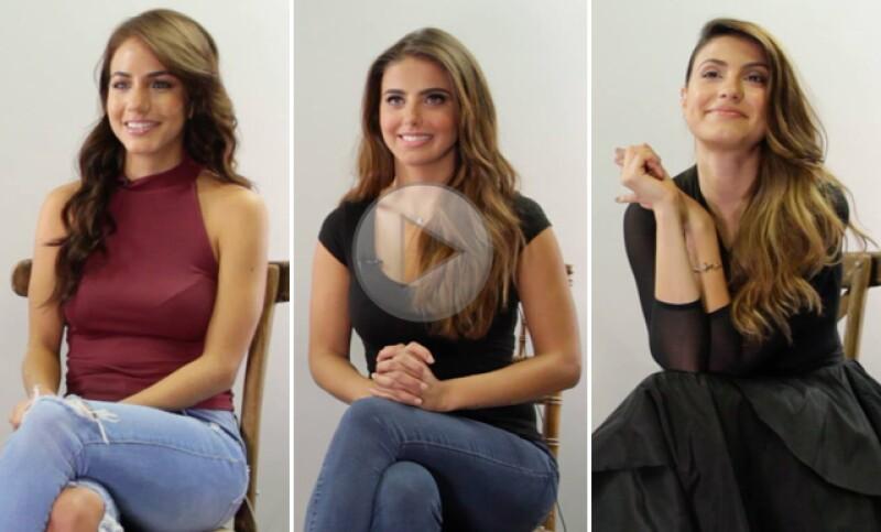 ¿Cuál es su escencial a la hora de maquillarse o en su closet? Conoce a las 10 niñas más guapas de 2016 con un divertido test que deja al descubierto sus gustos más íntimos.