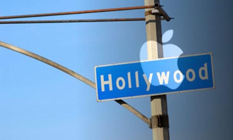 Apple ha estado gran parte del año pasado buscando asegurarse grandes títulos de Hollywood. (Foto: Especial)
