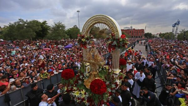 Romería Virgen de Zapopan