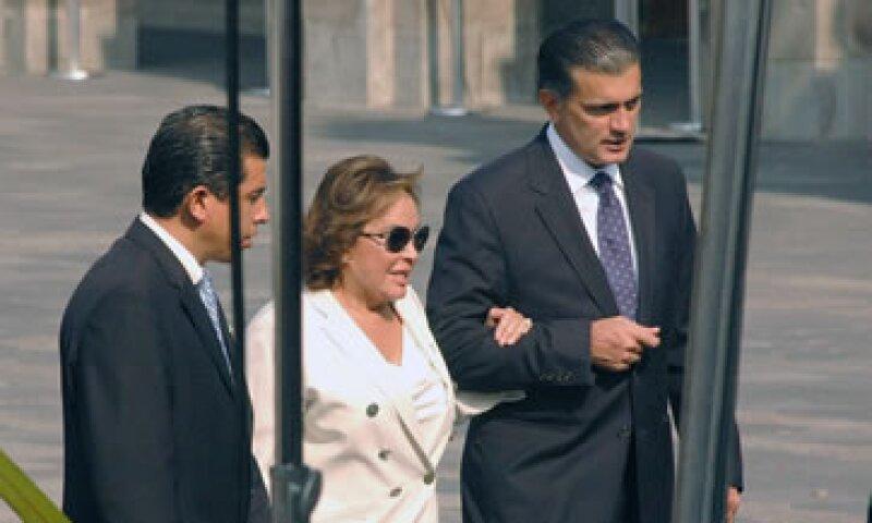 Gordillo ha acrecentado su poder político a través del Partido Nueva Alianza. (Foto: AP)