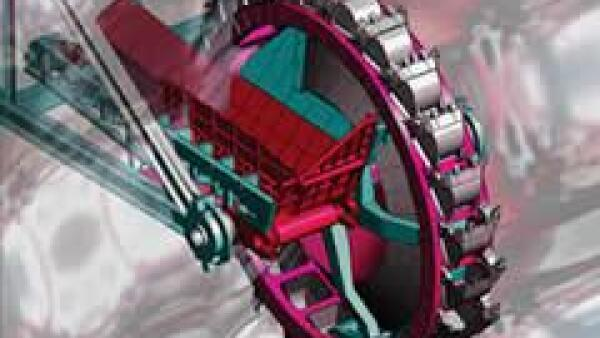 La creaci�n de modelos en 3D ofrece a las �reas de ingenier�a m�s opciones y menos riesgos. (Autodesk)