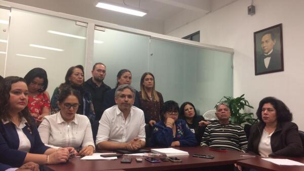 Diputados de Morena en la CDMX