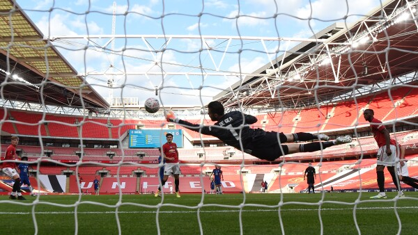 FA Cup Semi Final - Manchester United v Chelsea