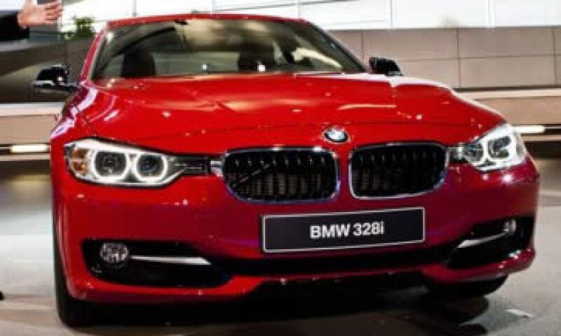 BMW vendió 9% más de automóviles en el tercer trimestre con relación al mismo período del año pasado. (Foto: AP)