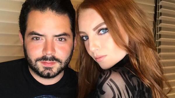 José Eduardo Derbez y Bárbara Escalante