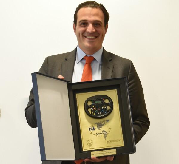 Premio para México.