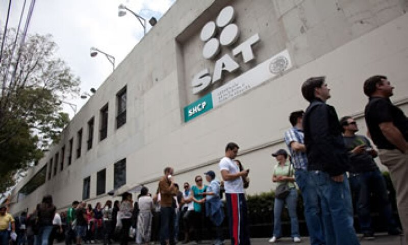 Entre el 2 y 5 de marzo las empresas deben enviar su contabilidad electrónica al SAT. (Foto: Cuartoscuro)