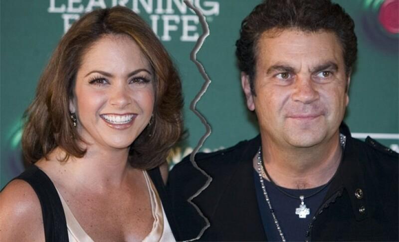 Varios medios afirmaron que la separación entre Lucero y Mijares se dio por culpa de la mamá de la actriz.