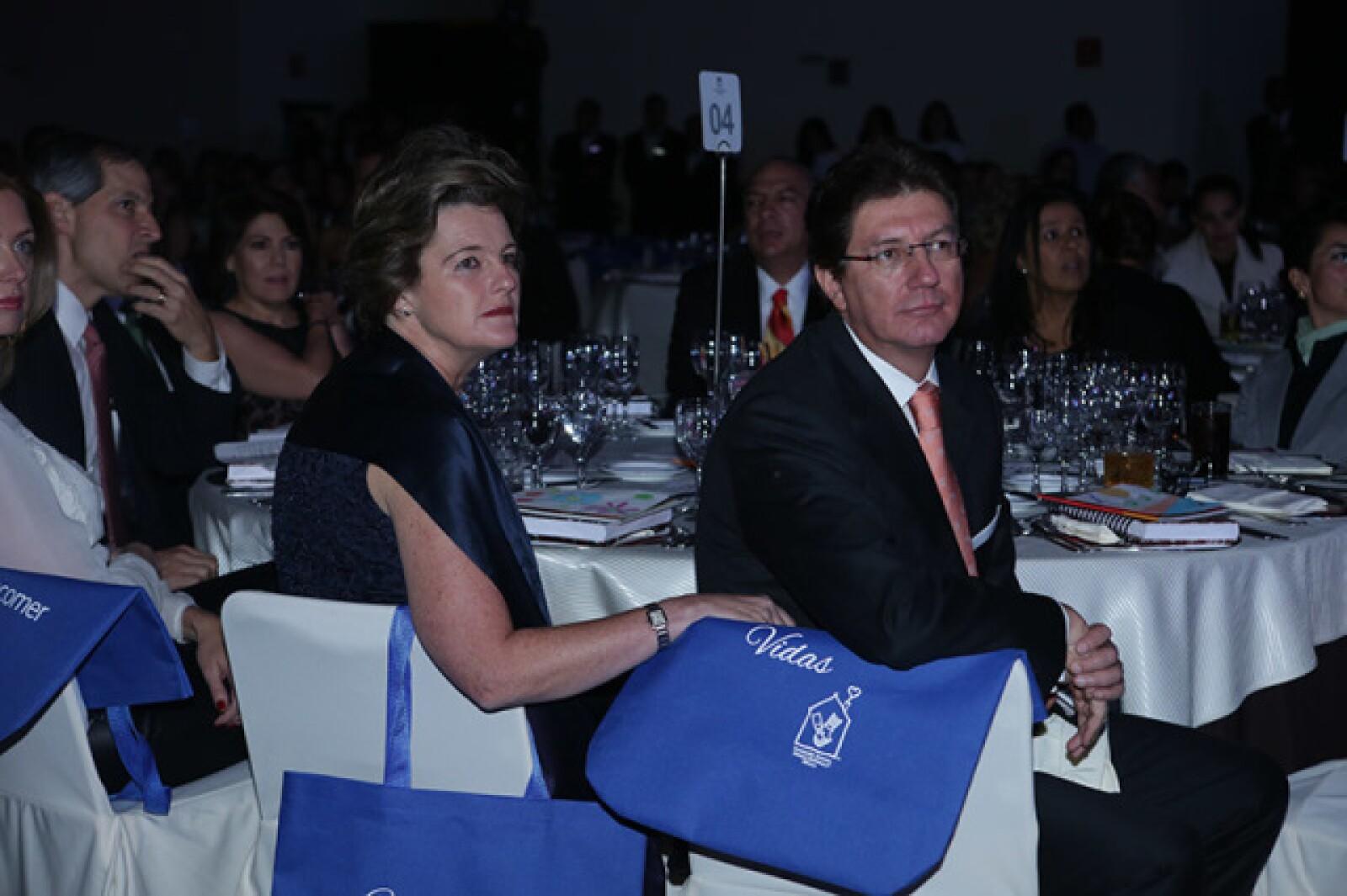 Jaqueline Ramírez y Féliz Ramírez Montiel