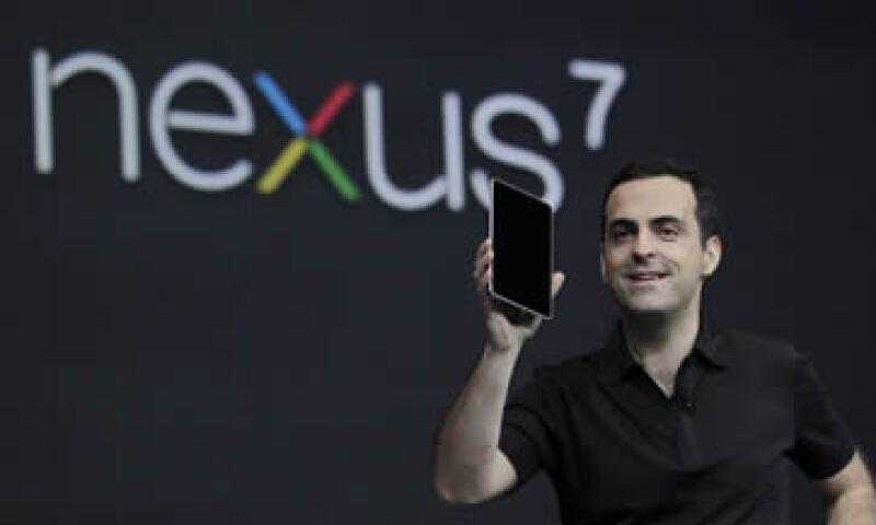 La nueva tableta estará disponible en la tienda virtual de la tecnológica en la segunda semana de julio en Estados Unidos. (Foto: AP)