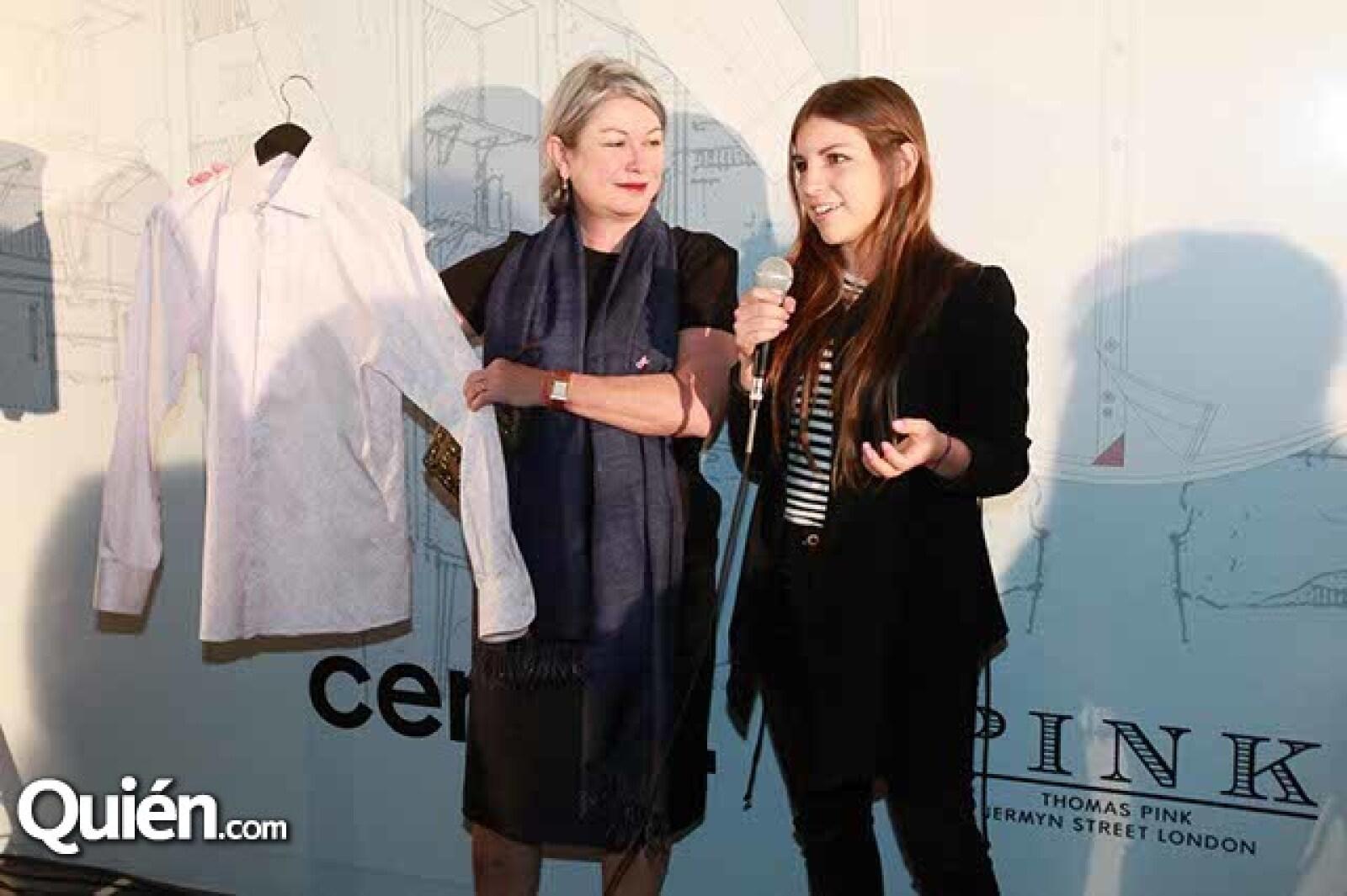 Florence Torrens y Mónica Pino (ganadora)