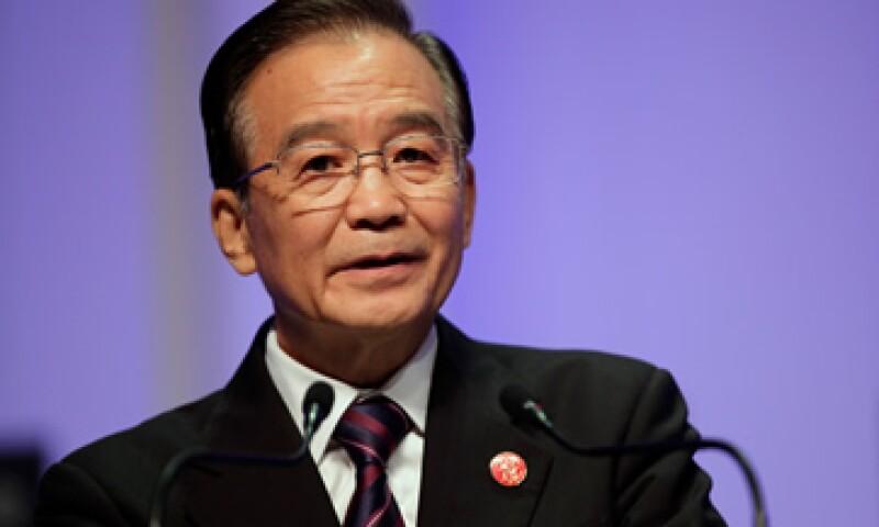 El primer ministro, Wen Jiabao pidió que China sea reconocida como economía de mercado lo que le permitiría ser primer socio comercial de Europa. (Foto: Reuters)