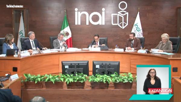 El INAI ordena informar de irregularidades detectadas al INBA