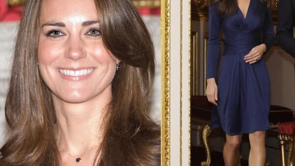 Kate Middleton tiene en mente a un diseñador poco conocido para ser quien cree su vestido de novia.