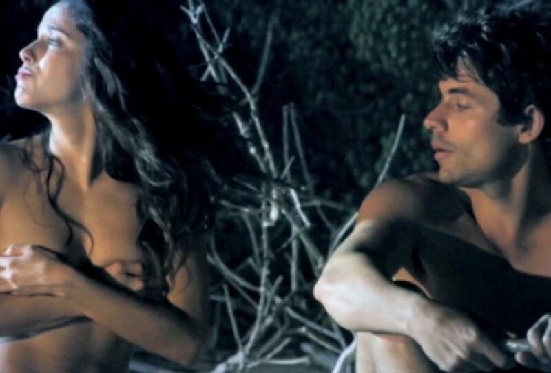 La actriz es parte de la campaña de Ciel, y para hacerla más divertida grabó unas cápsulas donde ella y un total desconocido quedan varados en una isla desierta.