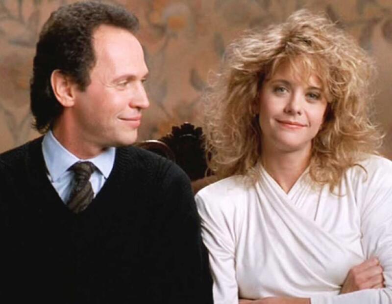 Meg Ryan en una escena de When Harry Met Sally.
