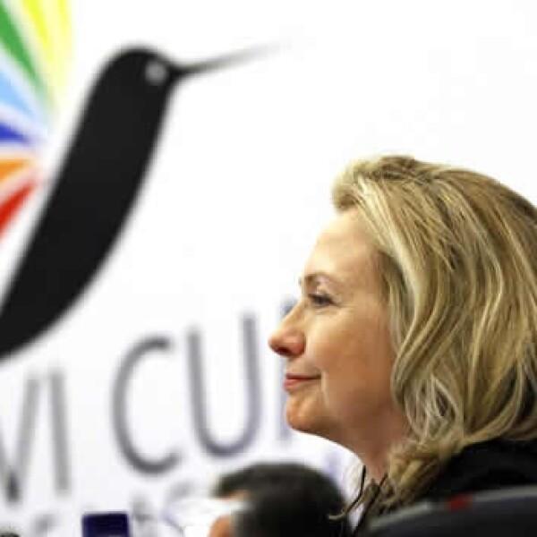 Hillary Clinton cumbre