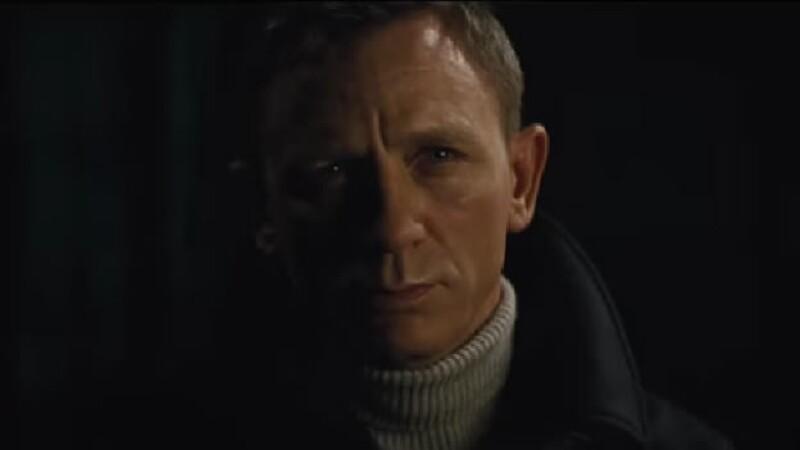 El agente secreto deberá de filtrar una organización terrorista en la cinta 'Spectre', según se observó en el primer tráiler de la cinta