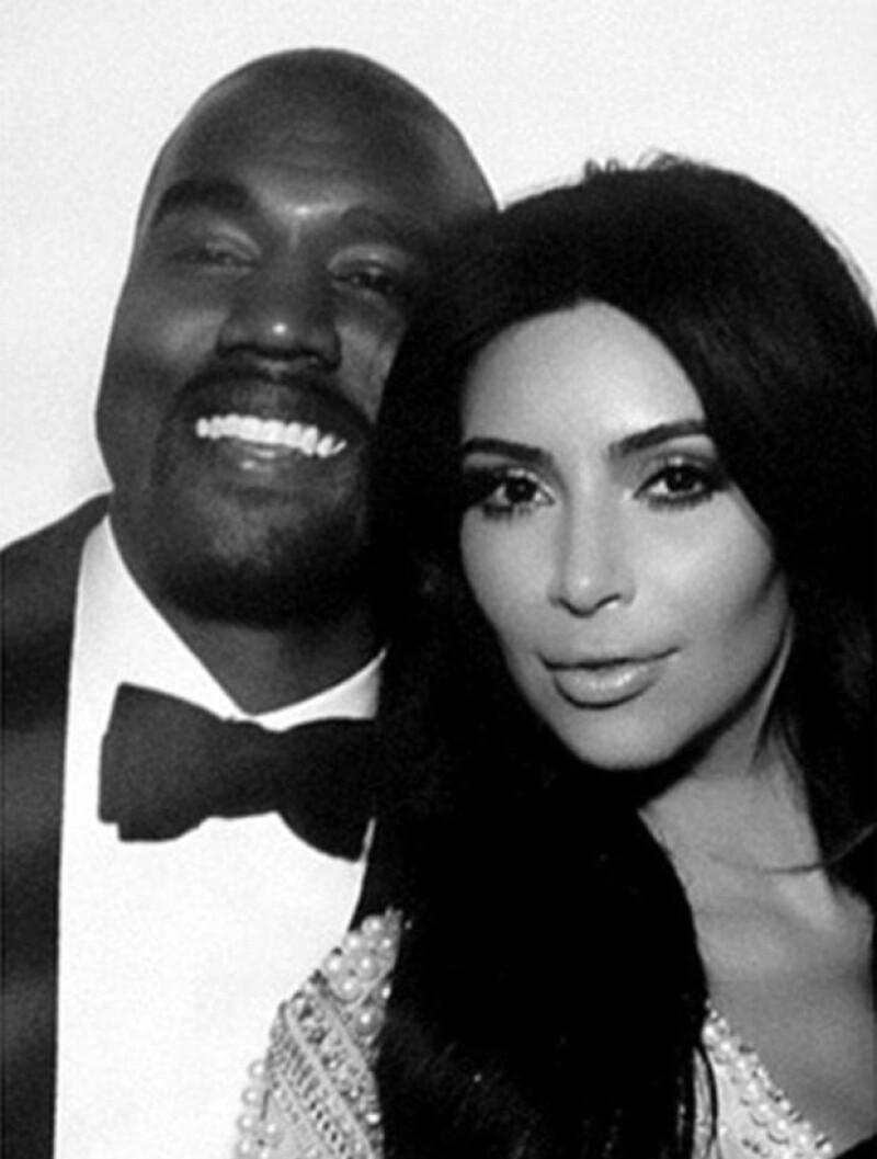 Kim Kardashian y Kanye West celebraron una boda a todo lujo.