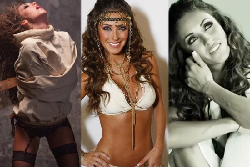 La cantante ha grabado los tres videos de los sencillos que ha estado promocionando. En qué look la prefieres, ¿sexy?, ¿glam?, ¿arabesque?