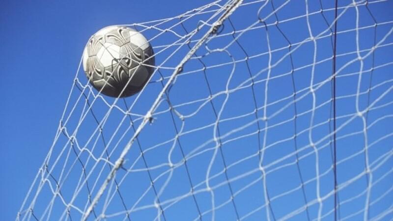 goles balon futbol porteria redes