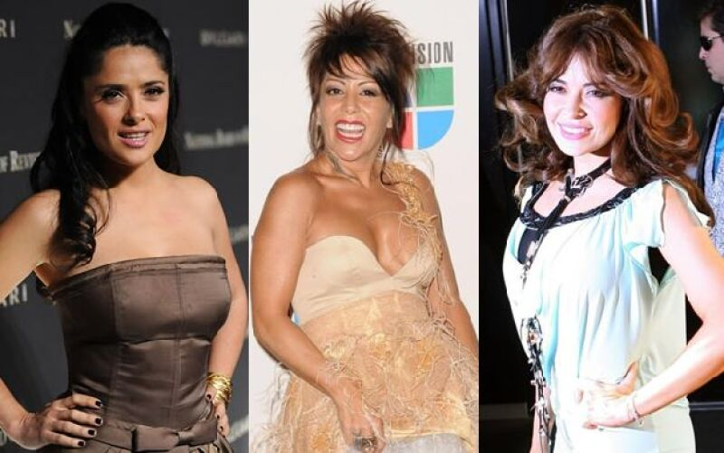 La tradicional crisis de la cuarta década se ha trasladado a los 50. Salma Hayek, Alejandra Guzmán y Gloria Trevi, son algunas de las mujeres que se encuentran en esa etapa de su vida.