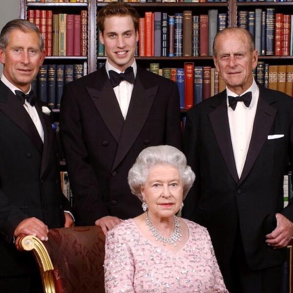 Queen Charles William Philip