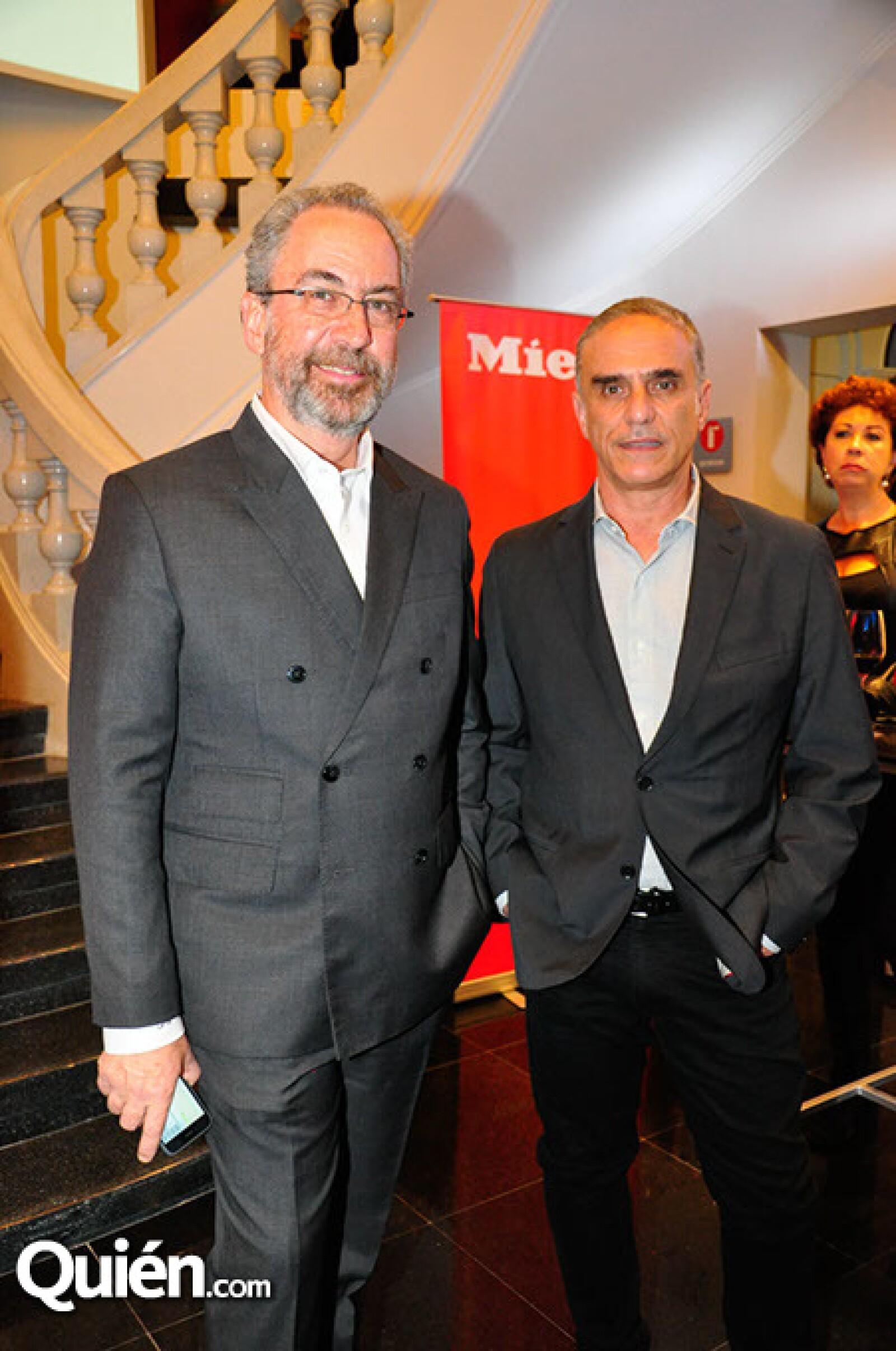 Gerard y Carlos Pascal