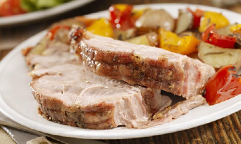 La carne de cerdo ha aumentado 16.66% en lo que va del año. (Foto: GettyImages)