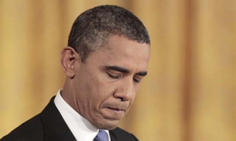 Barack Obama, presidente de EU aseguró que las protestas son una expresión de la frustración por los abusos en el sector financiero. (Foto: AP)