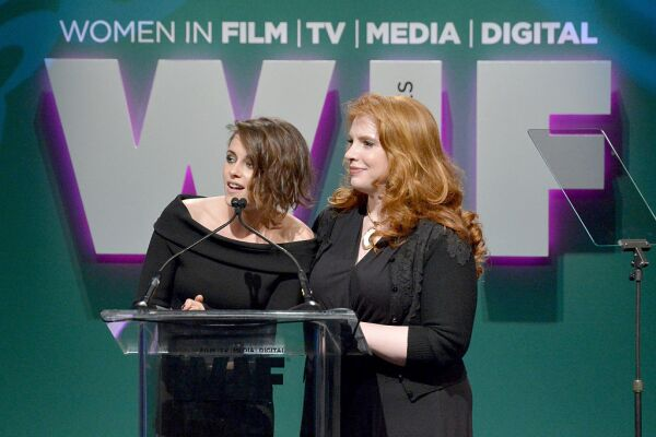 Women In Film 2015 Crystal + Lucy Awards Presented By Max Mara, BMW Of North America And Tiffany & Co - Show
