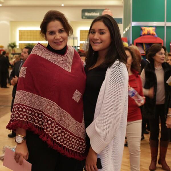 Maria Ester Villar y Tamara Moreno