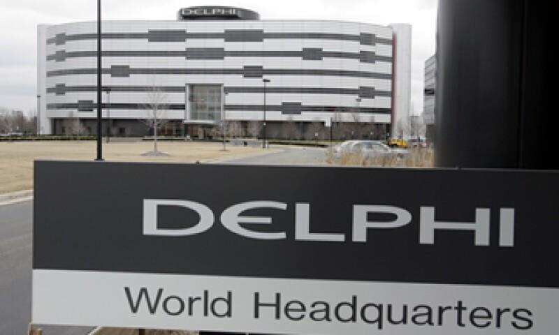 El cierre de la planta de Delphi en EU se da como resultado del vencimiento de un acuerdo que data de 2007. (Foto: AP)