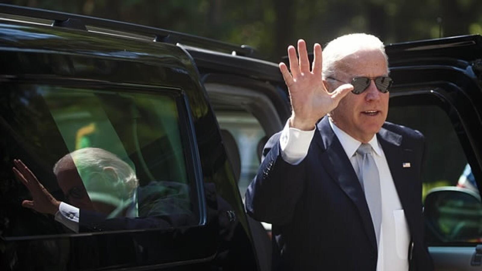 Joe Biden visita la Ciudad de México