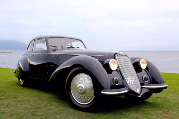 1937 Alfa Romeo - 3-4 Front Shot.jpg