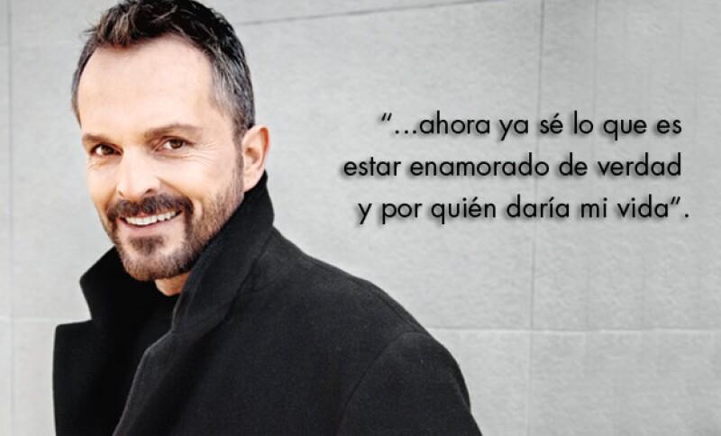 El cantante español abrió su corazón en una entrevista exclusiva con la revista ELLE y contó cómo le ha cambiado la vida el ser padre.