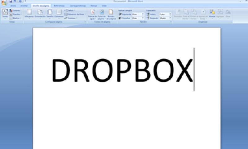 Con el acuerdo Microsoft podrá llegar a más de 300 millones de usuarios de Dropbox. (Foto: Especial )