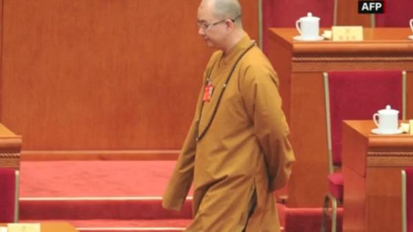 Budista acoso sexual