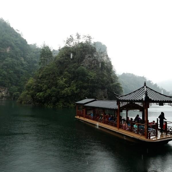 Parque Zhangjiajie Wulingyuan